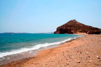 Kouremenos Beach near Itamos