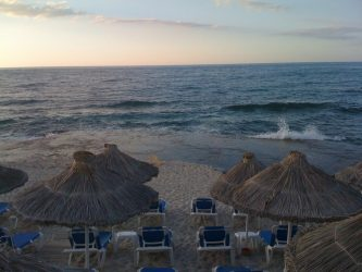 An empty Greece hotel - Michael Hausenblas