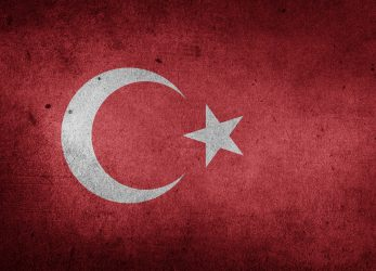 Turkey Flag.