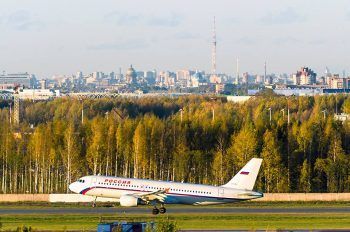 Russia airways
