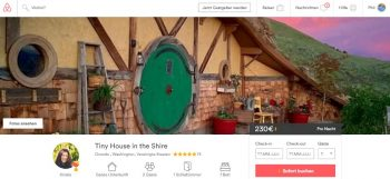 Airbnb now selling experiences
