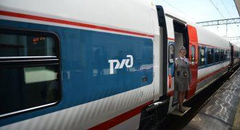 Swift Train via Sputnik/ Ramil Sitdikov