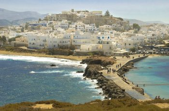 The town of Naxos Sergio Alvarez CC 2.0