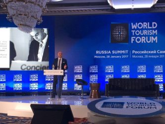 World Tourism Forum Moscow: Focus Turkey