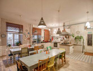 Soul Kitchen, St. Petersbur