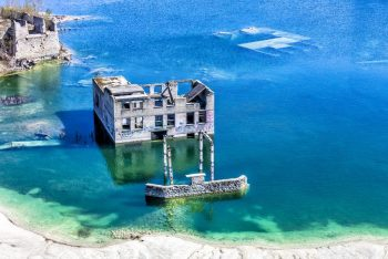 Lake Rummu