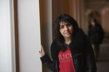 Faces of Russia: Mila Arutyunyan on Immortality