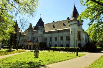 Karolyi Castle Carei