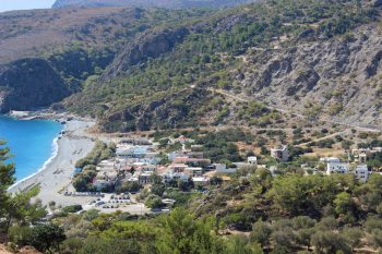 Recollecting the Magic of the South of Crete