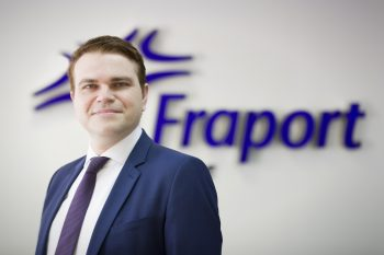 Fraport Greece Names Ilias Maragakis COO