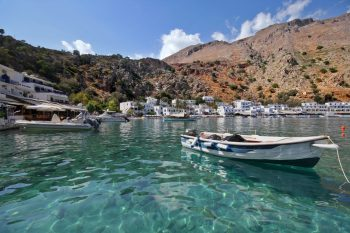 Crete Daydreams – The Village of Loutro
