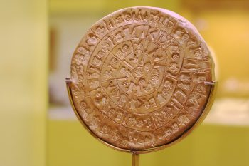 Scientists Unravel the Secrets of the Phaistos Disc