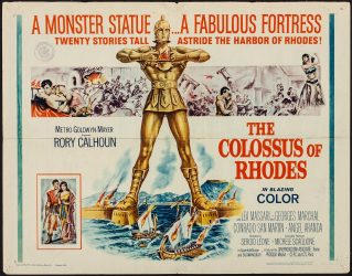 Wondrous Echoes In the Aegean: The Colossus of Rhodes