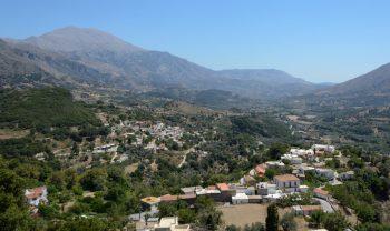 Thronos Crete
