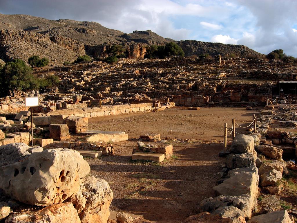 Minoan Palace at Zakros