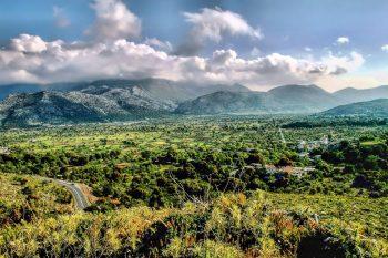 Crete's Lassithi Plateau - Oliver Clarke