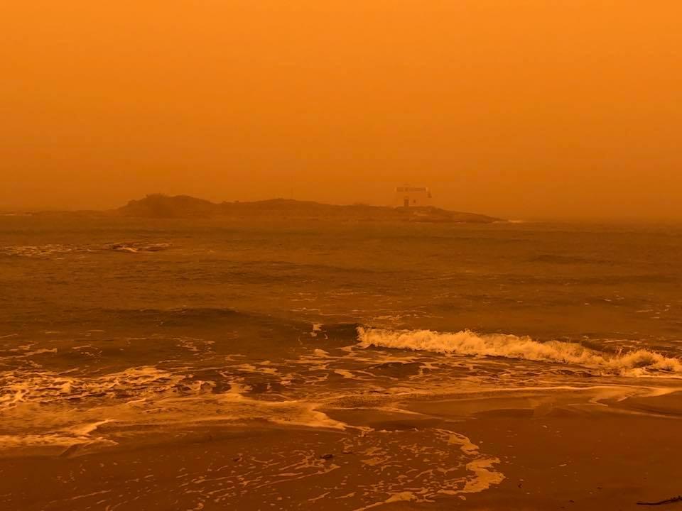 Anneke Marris - sandstorm Crete in Malia