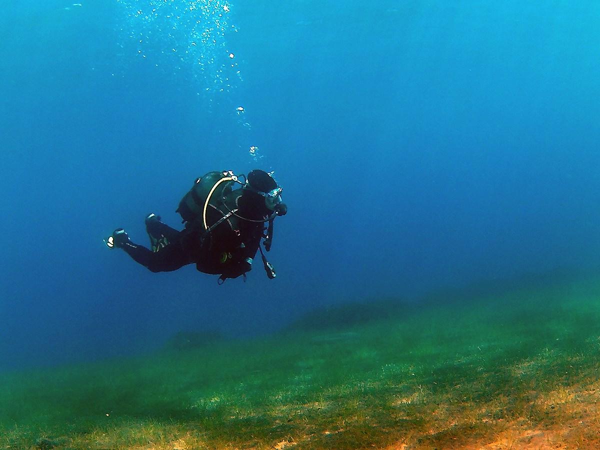 Aegean Divers.