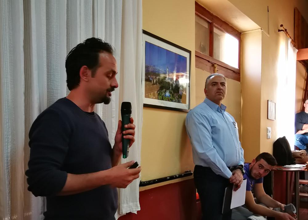 Dr. Stavros Hatzimarinakis