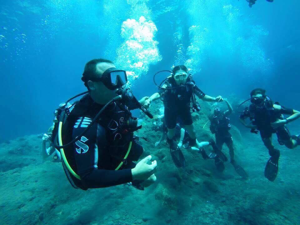 Mediterranean Dive Club.