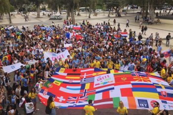 "850 Students Join ""The Crete Trip 2018"""