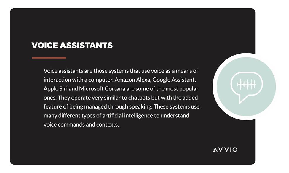 Avvio assistants
