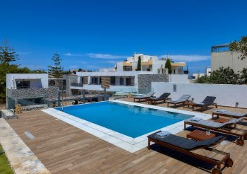 SeaScape Luxury Residences are Agia Pelagia's posh vacation dens on Crete
