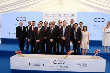 "Cyprus' President Lays Foundation for ""City of Dreams Mediterranean"" Casino Resort"