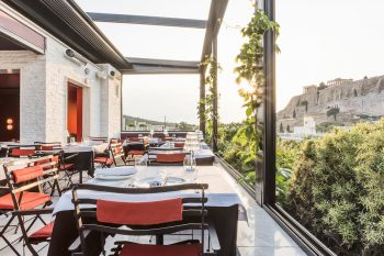 AthensWas Is Offering a Special Summer Rooftop Experience