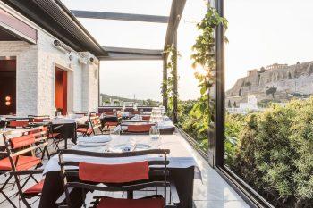 Sense Restaurant Athens