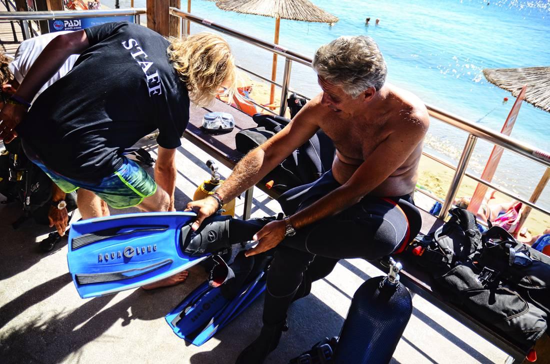 Dive Crete