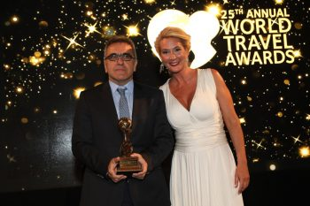 Best of Greece Unveiled at 25th World Travel Awards