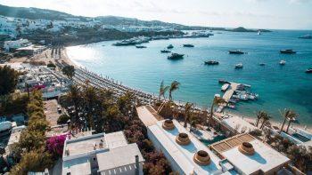 Mykonos Gets New Kenshō Psarou Luxury Hotel