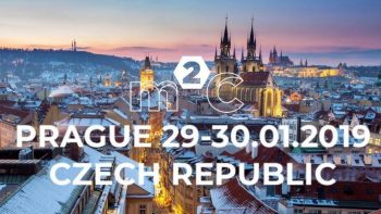 m2C Conference to take place January 29th in Prague