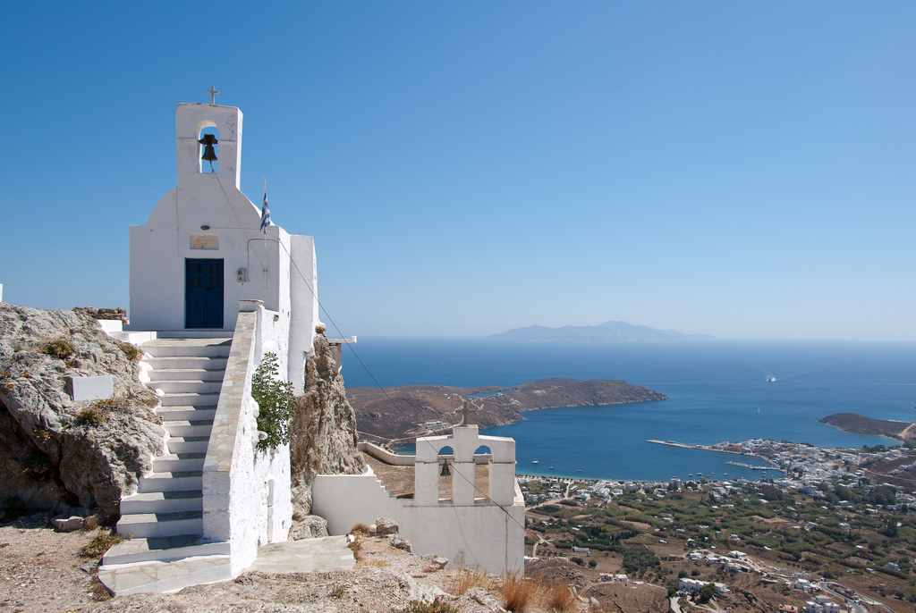 Serifos Church