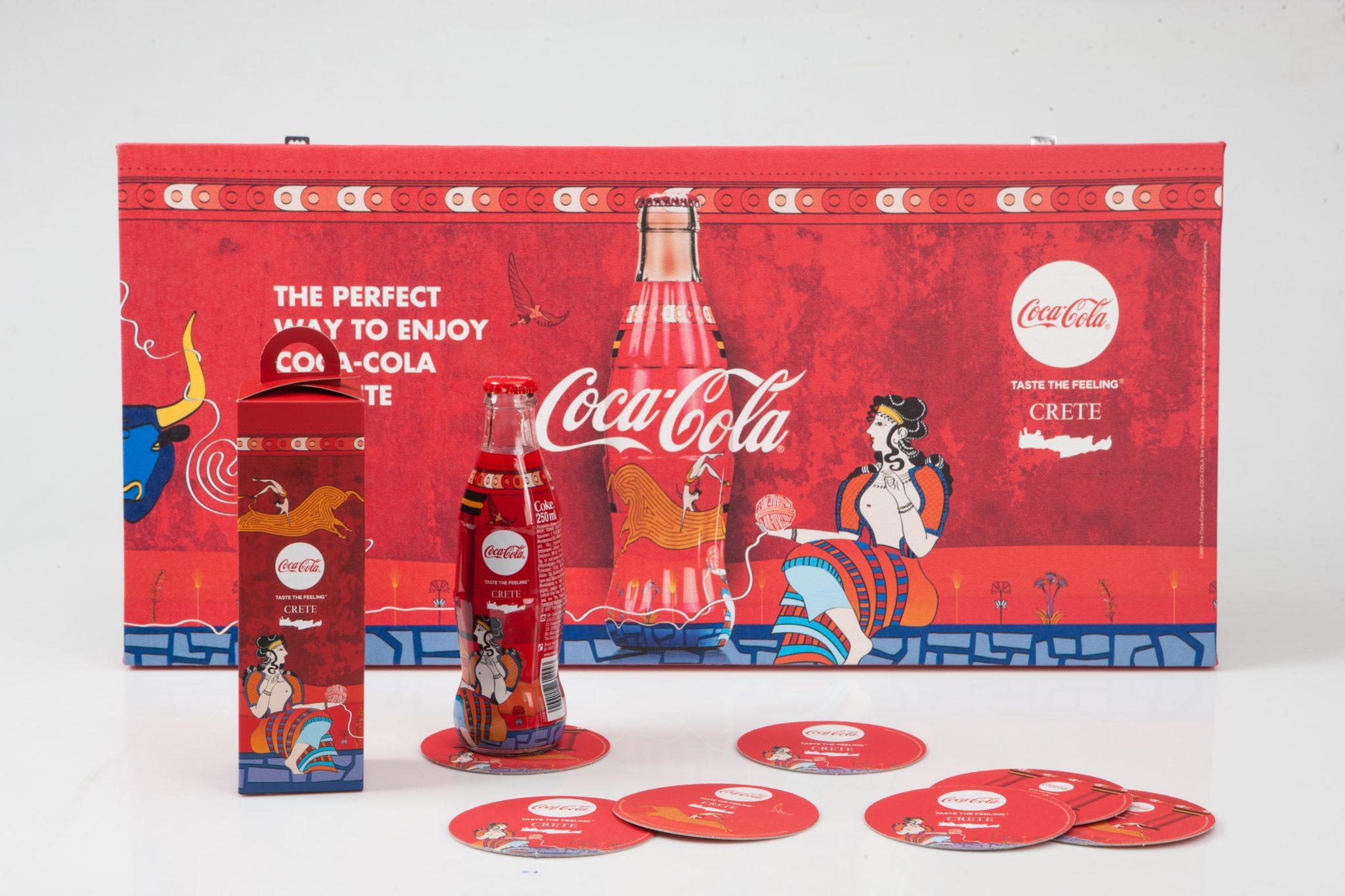 Coca-Cola Crete design.