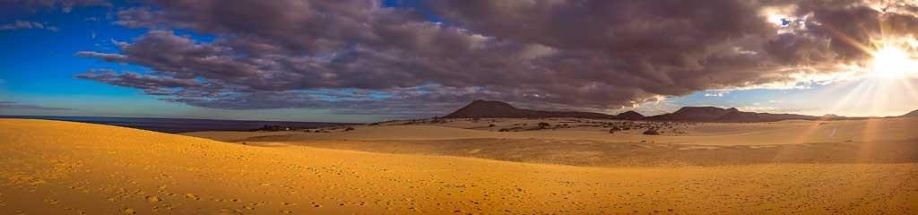 Corralejo Dunes National Park
