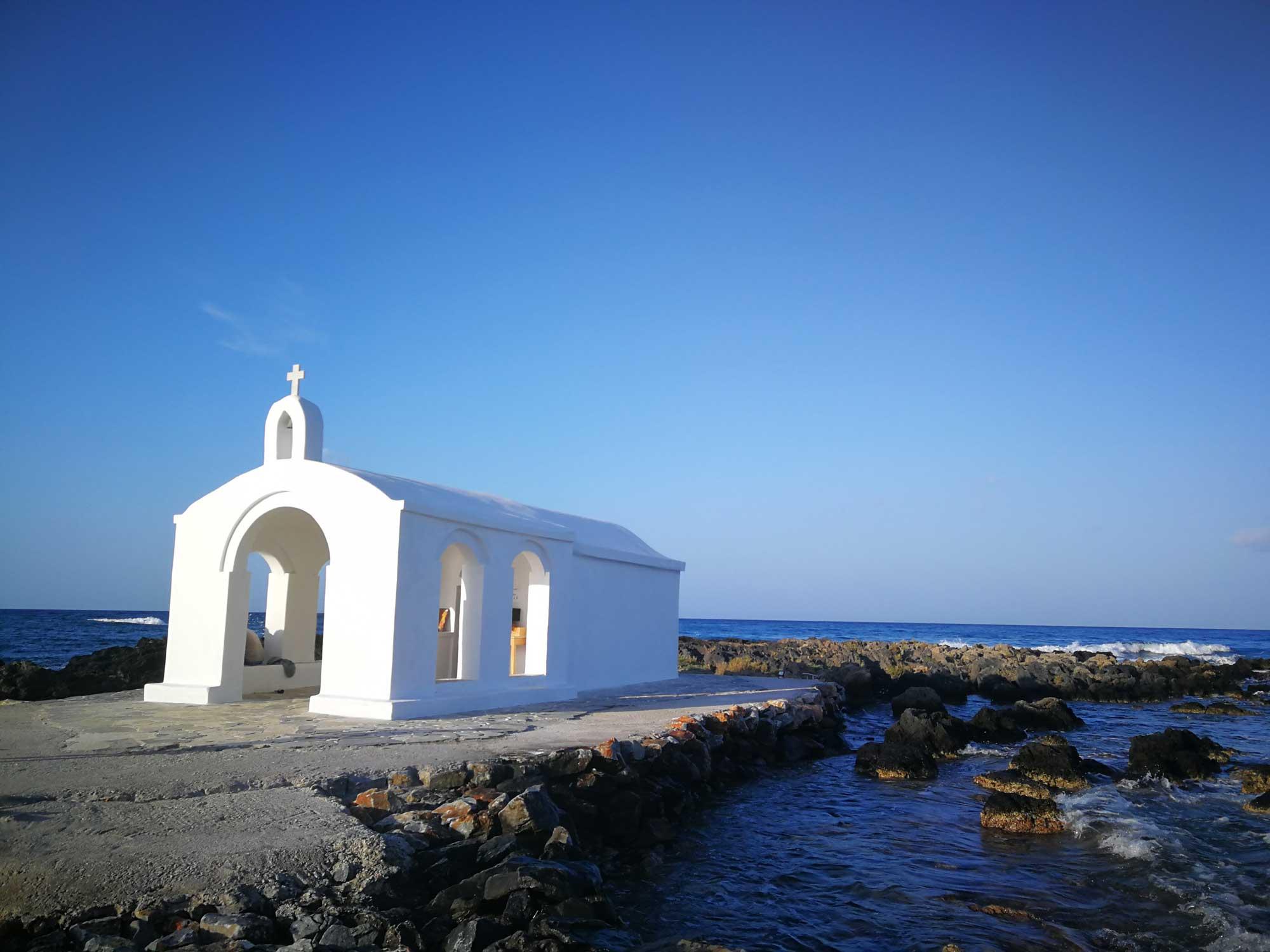 Church of Agios Nikolaos in Georgioupoli