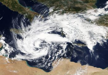 "Travel Warning: Medicane ""Zorba"" Hurricane Set to Hit Crete"