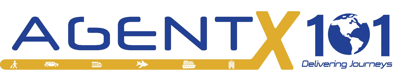 AgentX101 logo.
