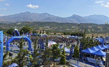 The 4th Annual Crete Half Marathon in Arkalochori