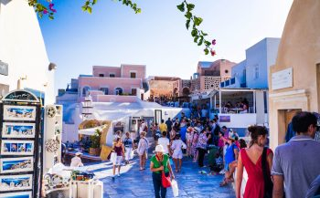 """Does Greece Have a """"Mickey Mouse"""" Sustainable Tourism Policy?"""
