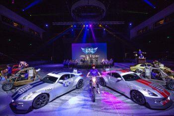 Studio City Ignites Macau With Elēkron Earth's Most Electrifying Stunt Show