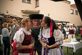 In Bratislava: Slovakia's 19th Annual Open Cellars Day 2018