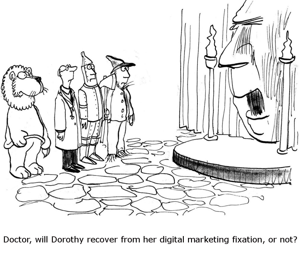 Marketing fixation