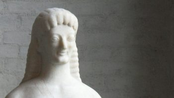 Tenea statue