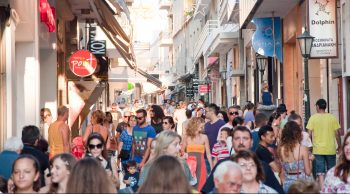 Heraklion shopping