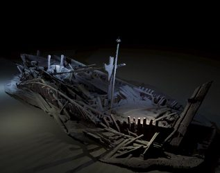 MAP Shipwreck