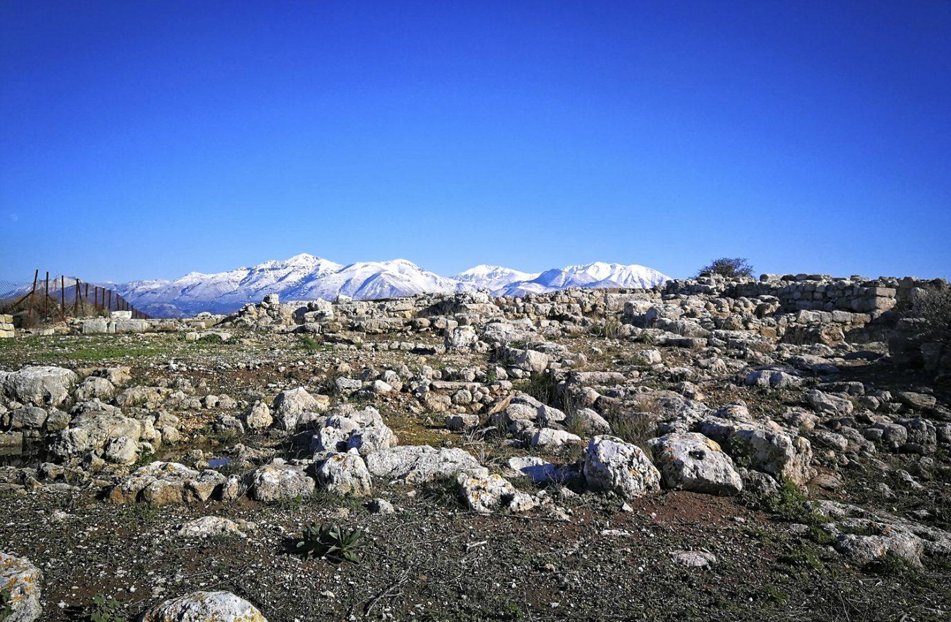 Galatos Minoan site