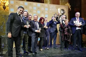 Crete Wins 'Best Region' at Greek Travel Awards in Scandinavia